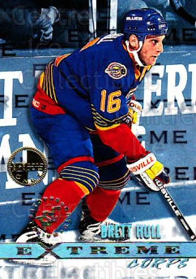 1995-96 Stadium Club Members Only #183 Brett Hull<br/>1 In Stock - $5.00 each - <a href=https://centericecollectibles.foxycart.com/cart?name=1995-96%20Stadium%20Club%20Members%20Only%20%23183%20Brett%20Hull...&quantity_max=1&price=$5.00&code=373000 class=foxycart> Buy it now! </a>