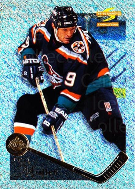 1995-96 Summit Ice #121 Kirk Muller<br/>4 In Stock - $3.00 each - <a href=https://centericecollectibles.foxycart.com/cart?name=1995-96%20Summit%20Ice%20%23121%20Kirk%20Muller...&quantity_max=4&price=$3.00&code=373228 class=foxycart> Buy it now! </a>