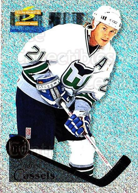 1995-96 Summit Ice #158 Andrew Cassels<br/>6 In Stock - $3.00 each - <a href=https://centericecollectibles.foxycart.com/cart?name=1995-96%20Summit%20Ice%20%23158%20Andrew%20Cassels...&quantity_max=6&price=$3.00&code=373268 class=foxycart> Buy it now! </a>