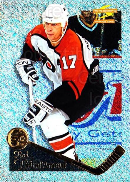 1995-96 Summit Ice #79 Rod Brind'Amour<br/>5 In Stock - $3.00 each - <a href=https://centericecollectibles.foxycart.com/cart?name=1995-96%20Summit%20Ice%20%2379%20Rod%20Brind'Amour...&quantity_max=5&price=$3.00&code=373379 class=foxycart> Buy it now! </a>