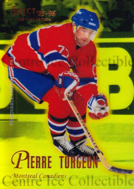 1995-96 Select Certified Mirror Gold #49 Pierre Turgeon<br/>1 In Stock - $3.00 each - <a href=https://centericecollectibles.foxycart.com/cart?name=1995-96%20Select%20Certified%20Mirror%20Gold%20%2349%20Pierre%20Turgeon...&quantity_max=1&price=$3.00&code=373700 class=foxycart> Buy it now! </a>
