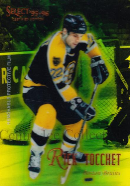 1995-96 Select Certified Mirror Gold #98 Rick Tocchet<br/>6 In Stock - $3.00 each - <a href=https://centericecollectibles.foxycart.com/cart?name=1995-96%20Select%20Certified%20Mirror%20Gold%20%2398%20Rick%20Tocchet...&quantity_max=6&price=$3.00&code=373749 class=foxycart> Buy it now! </a>
