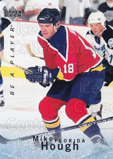 1995-96 Be A Player #122 Mike Hough<br/>5 In Stock - $1.00 each - <a href=https://centericecollectibles.foxycart.com/cart?name=1995-96%20Be%20A%20Player%20%23122%20Mike%20Hough...&quantity_max=5&price=$1.00&code=37394 class=foxycart> Buy it now! </a>