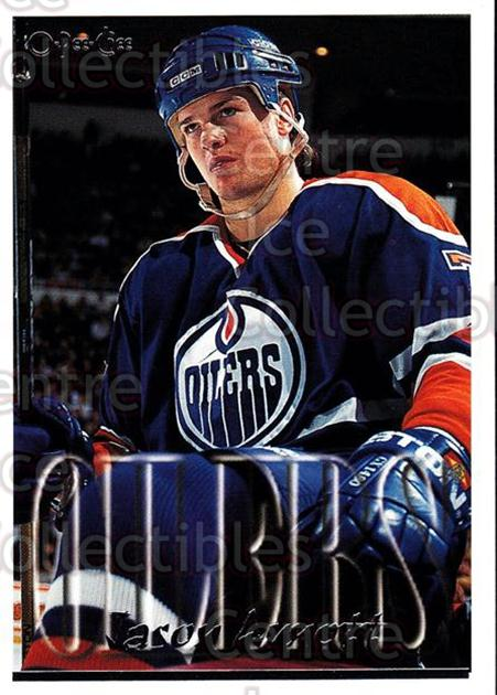 1995-96 Topps O-Pee-Chee Opc Parallel #340 Jason Arnott<br/>10 In Stock - $2.00 each - <a href=https://centericecollectibles.foxycart.com/cart?name=1995-96%20Topps%20O-Pee-Chee%20Opc%20Parallel%20%23340%20Jason%20Arnott...&quantity_max=10&price=$2.00&code=374040 class=foxycart> Buy it now! </a>