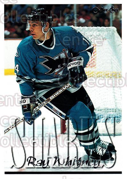 1995-96 Topps O-Pee-Chee Opc Parallel #68 Ray Whitney<br/>12 In Stock - $2.00 each - <a href=https://centericecollectibles.foxycart.com/cart?name=1995-96%20Topps%20O-Pee-Chee%20Opc%20Parallel%20%2368%20Ray%20Whitney...&quantity_max=12&price=$2.00&code=374122 class=foxycart> Buy it now! </a>