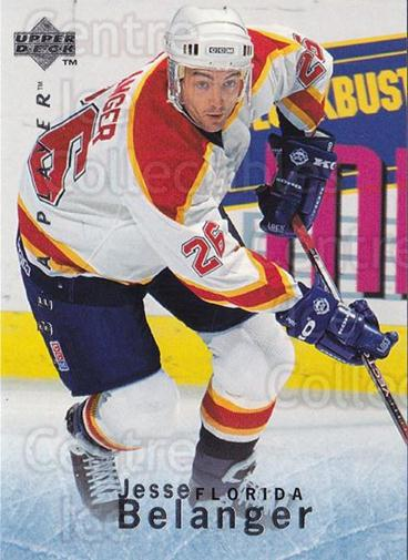 1995-96 Be A Player #143 Jesse Belanger<br/>4 In Stock - $1.00 each - <a href=https://centericecollectibles.foxycart.com/cart?name=1995-96%20Be%20A%20Player%20%23143%20Jesse%20Belanger...&quantity_max=4&price=$1.00&code=37416 class=foxycart> Buy it now! </a>