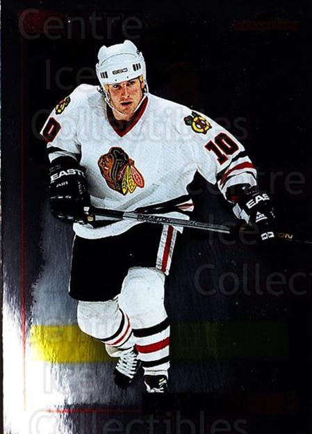 1995-96 Score Black Ice #133 Tony Amonte<br/>4 In Stock - $2.00 each - <a href=https://centericecollectibles.foxycart.com/cart?name=1995-96%20Score%20Black%20Ice%20%23133%20Tony%20Amonte...&quantity_max=4&price=$2.00&code=374197 class=foxycart> Buy it now! </a>