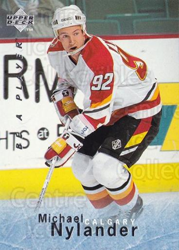 1995-96 Be A Player #148 Michael Nylander<br/>5 In Stock - $1.00 each - <a href=https://centericecollectibles.foxycart.com/cart?name=1995-96%20Be%20A%20Player%20%23148%20Michael%20Nylande...&quantity_max=5&price=$1.00&code=37421 class=foxycart> Buy it now! </a>