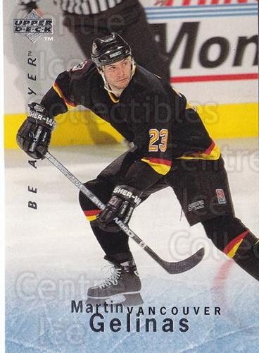 1995-96 Be A Player #149 Martin Gelinas<br/>5 In Stock - $1.00 each - <a href=https://centericecollectibles.foxycart.com/cart?name=1995-96%20Be%20A%20Player%20%23149%20Martin%20Gelinas...&quantity_max=5&price=$1.00&code=37422 class=foxycart> Buy it now! </a>