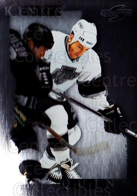 1995-96 Score Black Ice #175 Dan Quinn<br/>4 In Stock - $2.00 each - <a href=https://centericecollectibles.foxycart.com/cart?name=1995-96%20Score%20Black%20Ice%20%23175%20Dan%20Quinn...&quantity_max=4&price=$2.00&code=374243 class=foxycart> Buy it now! </a>