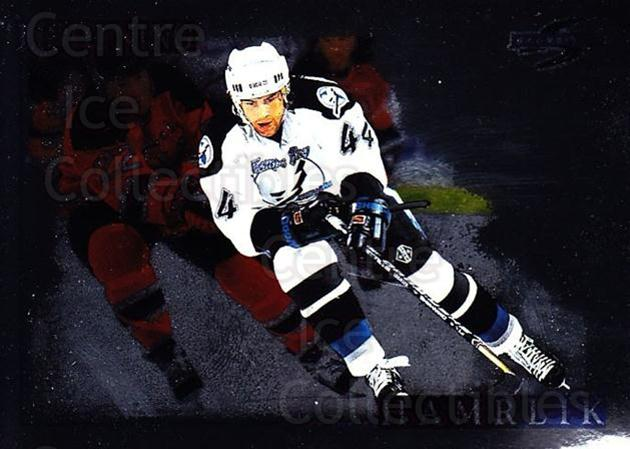 1995-96 Score Black Ice #185 Roman Hamrlik<br/>2 In Stock - $2.00 each - <a href=https://centericecollectibles.foxycart.com/cart?name=1995-96%20Score%20Black%20Ice%20%23185%20Roman%20Hamrlik...&quantity_max=2&price=$2.00&code=374254 class=foxycart> Buy it now! </a>