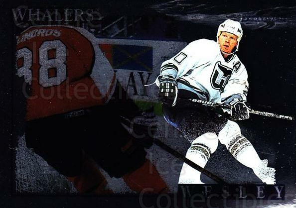1995-96 Score Black Ice #194 Glen Wesley<br/>3 In Stock - $2.00 each - <a href=https://centericecollectibles.foxycart.com/cart?name=1995-96%20Score%20Black%20Ice%20%23194%20Glen%20Wesley...&quantity_max=3&price=$2.00&code=374264 class=foxycart> Buy it now! </a>