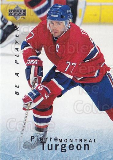 1995-96 Be A Player #152 Pierre Turgeon<br/>4 In Stock - $1.00 each - <a href=https://centericecollectibles.foxycart.com/cart?name=1995-96%20Be%20A%20Player%20%23152%20Pierre%20Turgeon...&quantity_max=4&price=$1.00&code=37426 class=foxycart> Buy it now! </a>