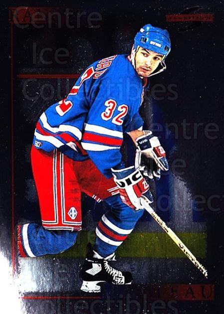 1995-96 Score Black Ice #227 Stephane Matteau<br/>4 In Stock - $2.00 each - <a href=https://centericecollectibles.foxycart.com/cart?name=1995-96%20Score%20Black%20Ice%20%23227%20Stephane%20Mattea...&quantity_max=4&price=$2.00&code=374301 class=foxycart> Buy it now! </a>