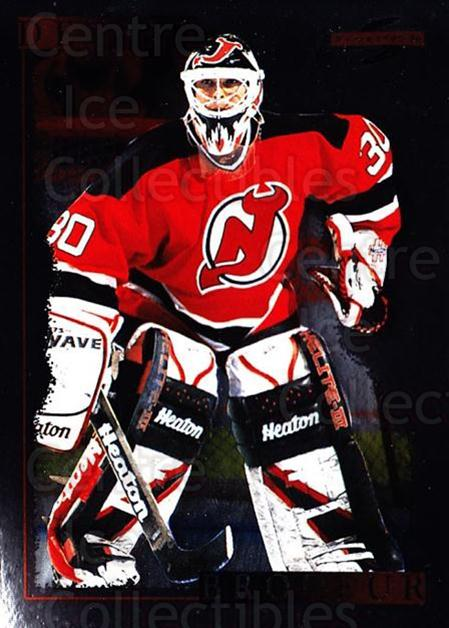 1995-96 Score Black Ice #25 Martin Brodeur<br/>1 In Stock - $5.00 each - <a href=https://centericecollectibles.foxycart.com/cart?name=1995-96%20Score%20Black%20Ice%20%2325%20Martin%20Brodeur...&price=$5.00&code=374325 class=foxycart> Buy it now! </a>