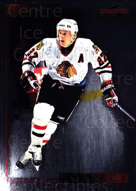 1995-96 Score Black Ice #55 Jeremy Roenick<br/>2 In Stock - $2.00 each - <a href=https://centericecollectibles.foxycart.com/cart?name=1995-96%20Score%20Black%20Ice%20%2355%20Jeremy%20Roenick...&quantity_max=2&price=$2.00&code=374437 class=foxycart> Buy it now! </a>