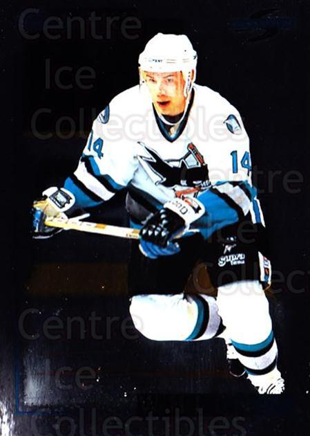 1995-96 Score Black Ice #84 Ray Whitney<br/>2 In Stock - $2.00 each - <a href=https://centericecollectibles.foxycart.com/cart?name=1995-96%20Score%20Black%20Ice%20%2384%20Ray%20Whitney...&quantity_max=2&price=$2.00&code=374469 class=foxycart> Buy it now! </a>