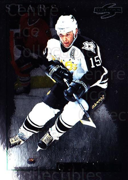 1995-96 Score Black Ice #93 Dave Gagner<br/>5 In Stock - $2.00 each - <a href=https://centericecollectibles.foxycart.com/cart?name=1995-96%20Score%20Black%20Ice%20%2393%20Dave%20Gagner...&quantity_max=5&price=$2.00&code=374479 class=foxycart> Buy it now! </a>