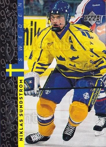 1995-96 Be A Player #177 Niklas Sundstrom<br/>5 In Stock - $1.00 each - <a href=https://centericecollectibles.foxycart.com/cart?name=1995-96%20Be%20A%20Player%20%23177%20Niklas%20Sundstro...&quantity_max=5&price=$1.00&code=37453 class=foxycart> Buy it now! </a>