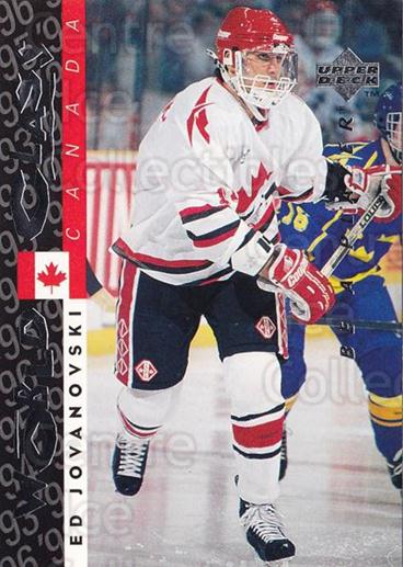 1995-96 Be A Player #178 Ed Jovanovski<br/>5 In Stock - $1.00 each - <a href=https://centericecollectibles.foxycart.com/cart?name=1995-96%20Be%20A%20Player%20%23178%20Ed%20Jovanovski...&quantity_max=5&price=$1.00&code=37454 class=foxycart> Buy it now! </a>