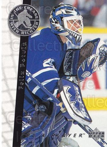 1995-96 Be A Player #195 Felix Potvin<br/>1 In Stock - $1.00 each - <a href=https://centericecollectibles.foxycart.com/cart?name=1995-96%20Be%20A%20Player%20%23195%20Felix%20Potvin...&quantity_max=1&price=$1.00&code=37471 class=foxycart> Buy it now! </a>