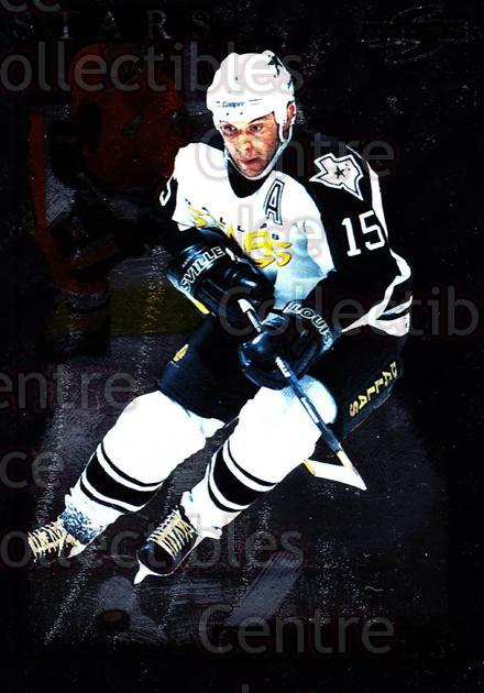 1995-96 Score Black Ice Artists Proofs #93 Dave Gagner<br/>2 In Stock - $3.00 each - <a href=https://centericecollectibles.foxycart.com/cart?name=1995-96%20Score%20Black%20Ice%20Artists%20Proofs%20%2393%20Dave%20Gagner...&quantity_max=2&price=$3.00&code=374809 class=foxycart> Buy it now! </a>