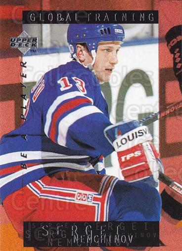 1995-96 Be A Player #209 Sergei Nemchinov<br/>5 In Stock - $1.00 each - <a href=https://centericecollectibles.foxycart.com/cart?name=1995-96%20Be%20A%20Player%20%23209%20Sergei%20Nemchino...&quantity_max=5&price=$1.00&code=37486 class=foxycart> Buy it now! </a>