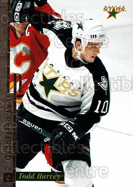 1996-97 Leaf Preferred Press Proofs #114 Todd Harvey<br/>2 In Stock - $5.00 each - <a href=https://centericecollectibles.foxycart.com/cart?name=1996-97%20Leaf%20Preferred%20Press%20Proofs%20%23114%20Todd%20Harvey...&quantity_max=2&price=$5.00&code=374968 class=foxycart> Buy it now! </a>