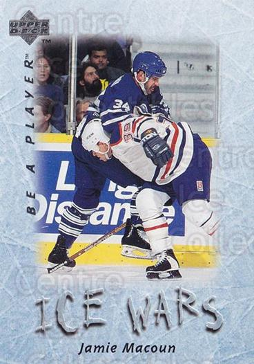 1995-96 Be A Player #218 Jamie Macoun<br/>5 In Stock - $1.00 each - <a href=https://centericecollectibles.foxycart.com/cart?name=1995-96%20Be%20A%20Player%20%23218%20Jamie%20Macoun...&quantity_max=5&price=$1.00&code=37496 class=foxycart> Buy it now! </a>
