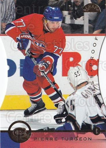 1996-97 Leaf Press Proof #186 Pierre Turgeon<br/>1 In Stock - $5.00 each - <a href=https://centericecollectibles.foxycart.com/cart?name=1996-97%20Leaf%20Press%20Proof%20%23186%20Pierre%20Turgeon...&quantity_max=1&price=$5.00&code=375694 class=foxycart> Buy it now! </a>