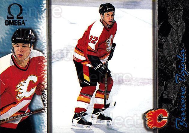 1997-98 Omega Dark Grey #30 Jarome Iginla<br/>1 In Stock - $2.00 each - <a href=https://centericecollectibles.foxycart.com/cart?name=1997-98%20Omega%20Dark%20Grey%20%2330%20Jarome%20Iginla...&quantity_max=1&price=$2.00&code=376240 class=foxycart> Buy it now! </a>