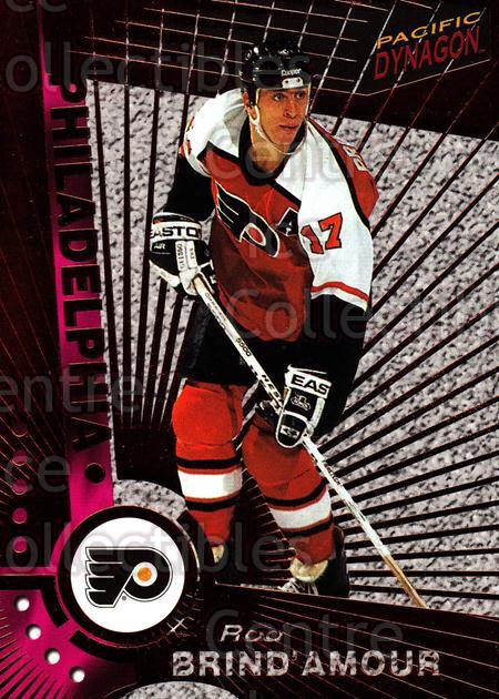 1997-98 Dynagon Copper #88 Rod Brind'Amour<br/>6 In Stock - $3.00 each - <a href=https://centericecollectibles.foxycart.com/cart?name=1997-98%20Dynagon%20Copper%20%2388%20Rod%20Brind'Amour...&quantity_max=6&price=$3.00&code=376667 class=foxycart> Buy it now! </a>