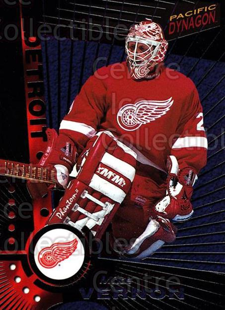 1997-98 Dynagon Dark Grey #45 Mike Vernon<br/>1 In Stock - $3.00 each - <a href=https://centericecollectibles.foxycart.com/cart?name=1997-98%20Dynagon%20Dark%20Grey%20%2345%20Mike%20Vernon...&quantity_max=1&price=$3.00&code=376698 class=foxycart> Buy it now! </a>