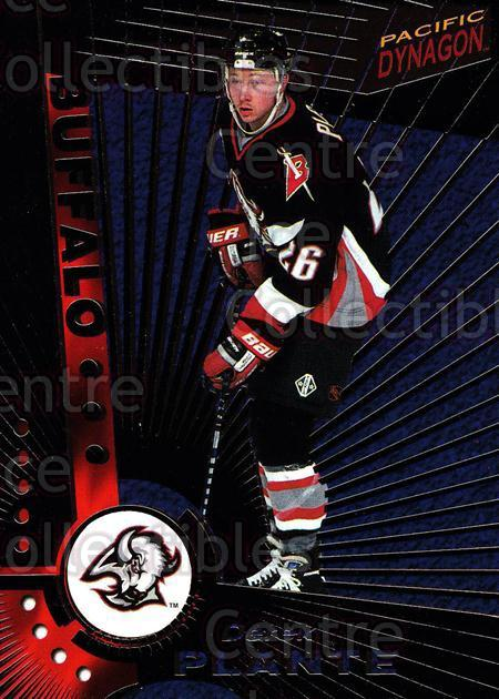 1997-98 Dynagon Dark Grey #13 Derek Plante<br/>4 In Stock - $3.00 each - <a href=https://centericecollectibles.foxycart.com/cart?name=1997-98%20Dynagon%20Dark%20Grey%20%2313%20Derek%20Plante...&quantity_max=4&price=$3.00&code=376739 class=foxycart> Buy it now! </a>