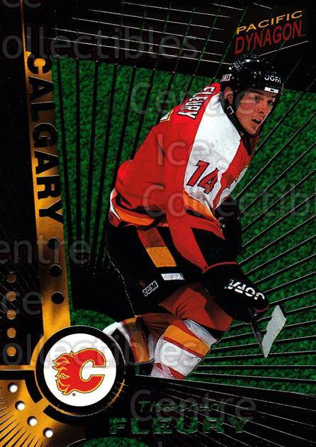 1997-98 Dynagon Dark Grey #15 Theo Fleury<br/>4 In Stock - $3.00 each - <a href=https://centericecollectibles.foxycart.com/cart?name=1997-98%20Dynagon%20Dark%20Grey%20%2315%20Theo%20Fleury...&quantity_max=4&price=$3.00&code=376753 class=foxycart> Buy it now! </a>
