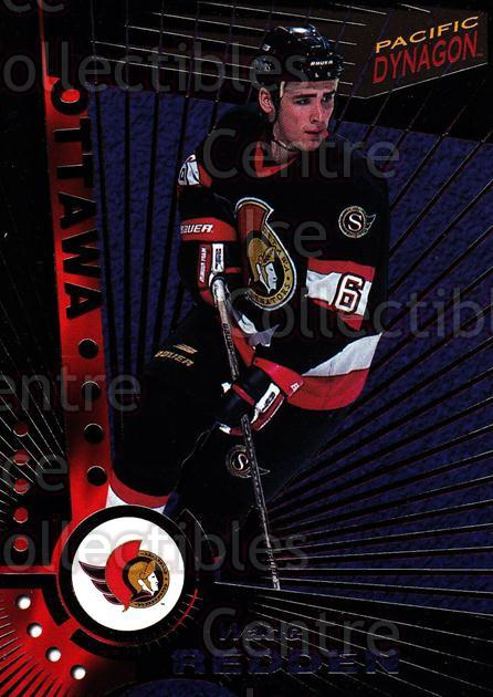 1997-98 Dynagon Dark Grey #85 Wade Redden<br/>6 In Stock - $3.00 each - <a href=https://centericecollectibles.foxycart.com/cart?name=1997-98%20Dynagon%20Dark%20Grey%20%2385%20Wade%20Redden...&quantity_max=6&price=$3.00&code=376819 class=foxycart> Buy it now! </a>