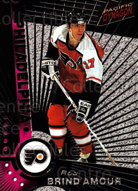 1997-98 Dynagon Dark Grey #88 Rod Brind'Amour<br/>8 In Stock - $3.00 each - <a href=https://centericecollectibles.foxycart.com/cart?name=1997-98%20Dynagon%20Dark%20Grey%20%2388%20Rod%20Brind'Amour...&quantity_max=8&price=$3.00&code=376822 class=foxycart> Buy it now! </a>