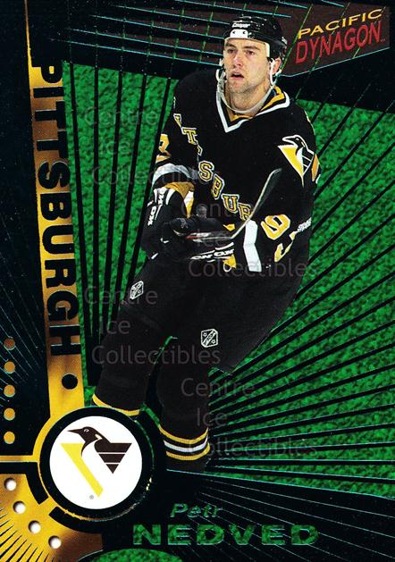 1997-98 Dynagon Emerald #104 Petr Nedved<br/>11 In Stock - $3.00 each - <a href=https://centericecollectibles.foxycart.com/cart?name=1997-98%20Dynagon%20Emerald%20%23104%20Petr%20Nedved...&quantity_max=11&price=$3.00&code=376868 class=foxycart> Buy it now! </a>