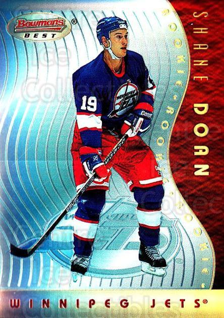 1995-96 Bowmans Best Refractors #24 Shane Doan<br/>1 In Stock - $5.00 each - <a href=https://centericecollectibles.foxycart.com/cart?name=1995-96%20Bowmans%20Best%20Refractors%20%2324%20Shane%20Doan...&quantity_max=1&price=$5.00&code=37723 class=foxycart> Buy it now! </a>