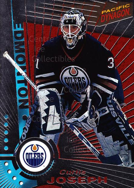 1997-98 Dynagon Silver #49 Curtis Joseph<br/>5 In Stock - $3.00 each - <a href=https://centericecollectibles.foxycart.com/cart?name=1997-98%20Dynagon%20Silver%20%2349%20Curtis%20Joseph...&quantity_max=5&price=$3.00&code=377401 class=foxycart> Buy it now! </a>