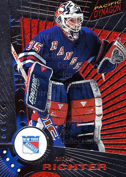 1997-98 Dynagon Silver #82 Mike Richter<br/>5 In Stock - $3.00 each - <a href=https://centericecollectibles.foxycart.com/cart?name=1997-98%20Dynagon%20Silver%20%2382%20Mike%20Richter...&quantity_max=5&price=$3.00&code=377436 class=foxycart> Buy it now! </a>