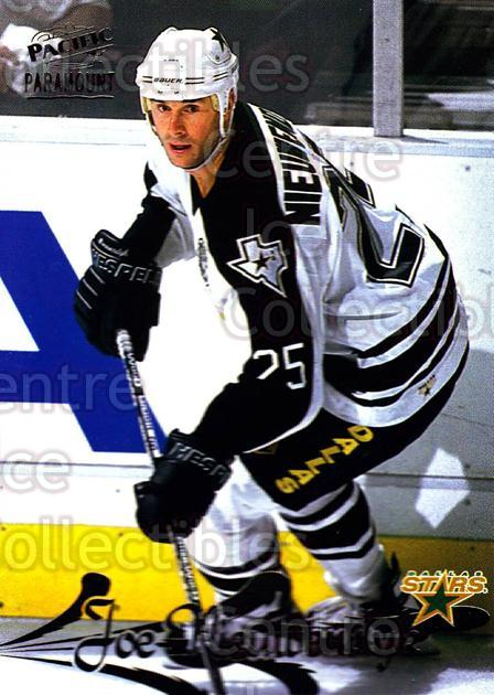 1997-98 Paramount Dark Grey #61 Joe Nieuwendyk<br/>3 In Stock - $2.00 each - <a href=https://centericecollectibles.foxycart.com/cart?name=1997-98%20Paramount%20Dark%20Grey%20%2361%20Joe%20Nieuwendyk...&quantity_max=3&price=$2.00&code=377518 class=foxycart> Buy it now! </a>