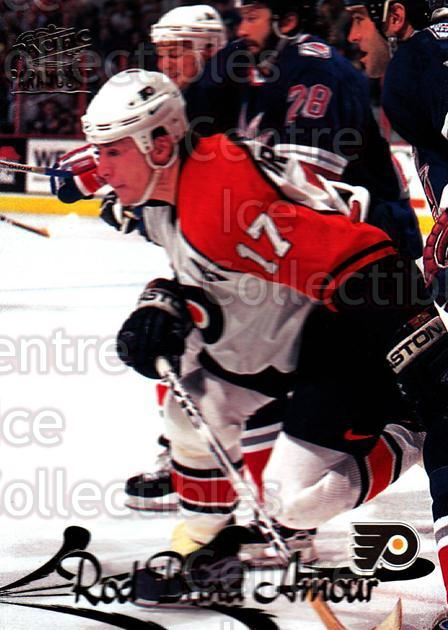 1997-98 Paramount Dark Grey #130 Rod Brind'Amour<br/>2 In Stock - $2.00 each - <a href=https://centericecollectibles.foxycart.com/cart?name=1997-98%20Paramount%20Dark%20Grey%20%23130%20Rod%20Brind'Amour...&quantity_max=2&price=$2.00&code=377593 class=foxycart> Buy it now! </a>