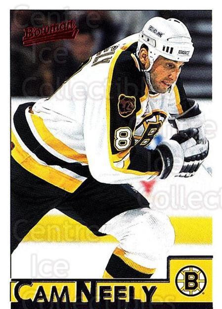 1995-96 Bowman #17 Cam Neely<br/>5 In Stock - $1.00 each - <a href=https://centericecollectibles.foxycart.com/cart?name=1995-96%20Bowman%20%2317%20Cam%20Neely...&quantity_max=5&price=$1.00&code=37805 class=foxycart> Buy it now! </a>