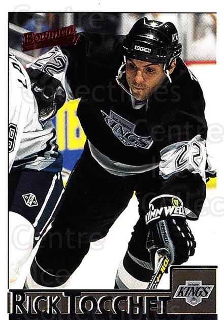 1995-96 Bowman #36 Rick Tocchet<br/>5 In Stock - $1.00 each - <a href=https://centericecollectibles.foxycart.com/cart?name=1995-96%20Bowman%20%2336%20Rick%20Tocchet...&quantity_max=5&price=$1.00&code=37826 class=foxycart> Buy it now! </a>