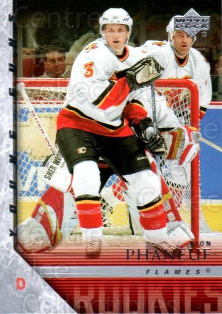 2005-06 Upper Deck #203 Dion Phaneuf<br/>2 In Stock - $10.00 each - <a href=https://centericecollectibles.foxycart.com/cart?name=2005-06%20Upper%20Deck%20%23203%20Dion%20Phaneuf...&quantity_max=2&price=$10.00&code=379850 class=foxycart> Buy it now! </a>