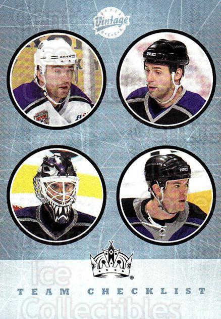 2002-03 UD Vintage #274 Jason Allison, Adam Deadmarsh, Zigmund Palffy, Felix Potvin, Checklist<br/>1 In Stock - $2.00 each - <a href=https://centericecollectibles.foxycart.com/cart?name=2002-03%20UD%20Vintage%20%23274%20Jason%20Allison,%20...&quantity_max=1&price=$2.00&code=380062 class=foxycart> Buy it now! </a>