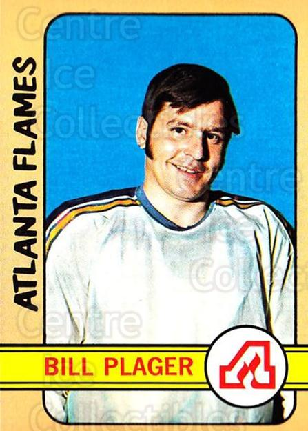 1972-73 Topps #12 Bill Plager<br/>1 In Stock - $3.00 each - <a href=https://centericecollectibles.foxycart.com/cart?name=1972-73%20Topps%20%2312%20Bill%20Plager...&quantity_max=1&price=$3.00&code=380532 class=foxycart> Buy it now! </a>