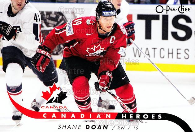 2009-10 O-Pee-Chee Canadian Heroes #CBSD Shane Doan<br/>7 In Stock - $2.00 each - <a href=https://centericecollectibles.foxycart.com/cart?name=2009-10%20O-Pee-Chee%20Canadian%20Heroes%20%23CBSD%20Shane%20Doan...&quantity_max=7&price=$2.00&code=380823 class=foxycart> Buy it now! </a>