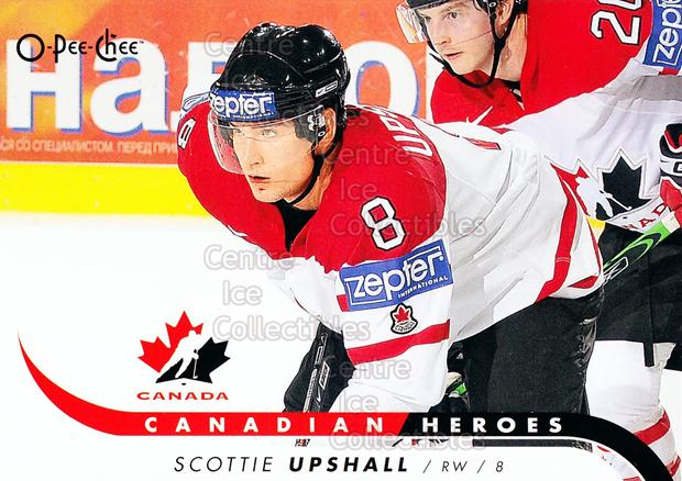2009-10 O-Pee-Chee Canadian Heroes #CBSU Scottie Upshall<br/>5 In Stock - $2.00 each - <a href=https://centericecollectibles.foxycart.com/cart?name=2009-10%20O-Pee-Chee%20Canadian%20Heroes%20%23CBSU%20Scottie%20Upshall...&quantity_max=5&price=$2.00&code=380827 class=foxycart> Buy it now! </a>